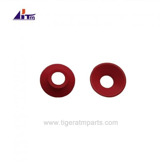 009-0031376 NCR Presenter Vacuum Suction Cup Red