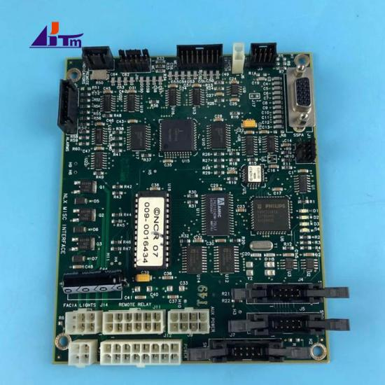 445-0653676 4450653676 NCR PCB Interface Board NLX MISC I/F-Top Assembly